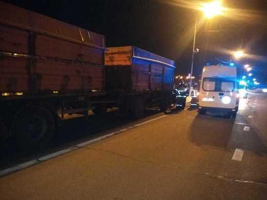 На трассе в Татарстане погиб водитель «Лады»