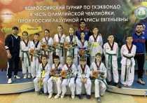 Тхэквондисты из Иванова завоевали на подмосковном турнире 29 медалей