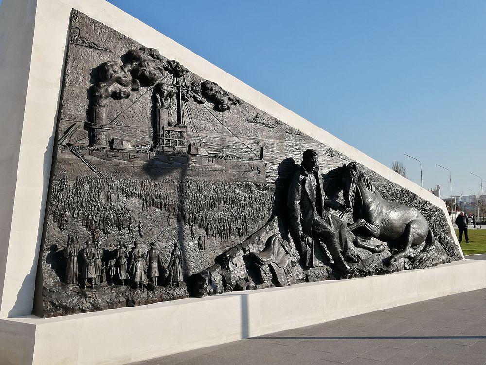 Жертвам Гражданской войны в России: загадки мемориала в Севастополе