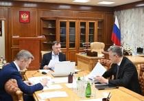 В Правительстве России обсудили развитие Ставрополья