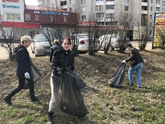 К Общероссийскому субботнику присоединились 3,3 тысяч йошкаролинцев