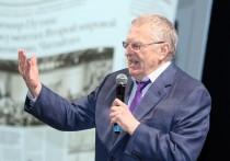 Жириновский: «Только русским не надо вставать на колени»