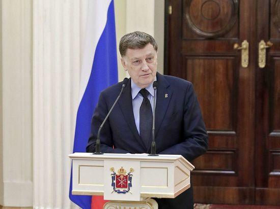 Спикер ЗакСа Петербурга подал документы для участия в праймериз в Госдуму