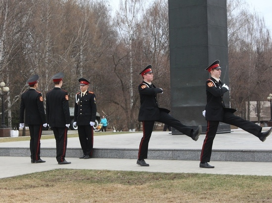 В Йошкар-Оле дали старт Общероссийской «Вахты памяти»