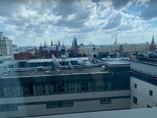 В Москве немец выпрыгнул с 12-го этажа, убегая от русской девушки