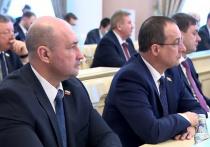 Юрий Бурлачко принял участие в заседании Совета законодателей России в Санкт-Петербурге