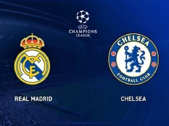 """""""Реал"""" и """"Челси"""" сыграли вничью, как это было: онлайн-трансляция"""