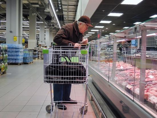 Повышение цен на продовольствие может вызвать недовольство россиян