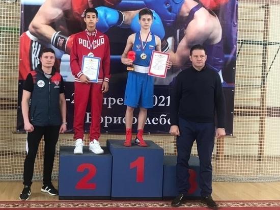 Юный боксер из Обнинска занял втрое место первенства ЦФО