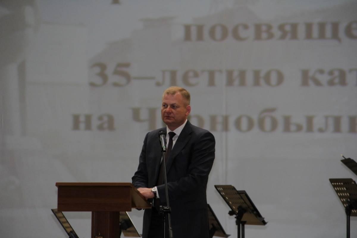 Костромские единороссы приняли участие в памятных мероприятиях, посвященных 35-й годовщине со дня аварии на Чернобыльской АЭС