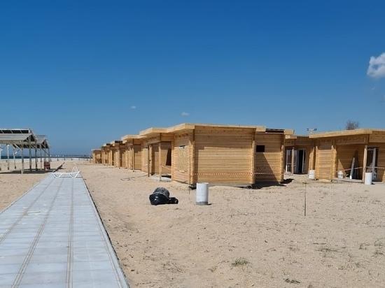 Чиновников из Сакского района накажут за строительство на пляже