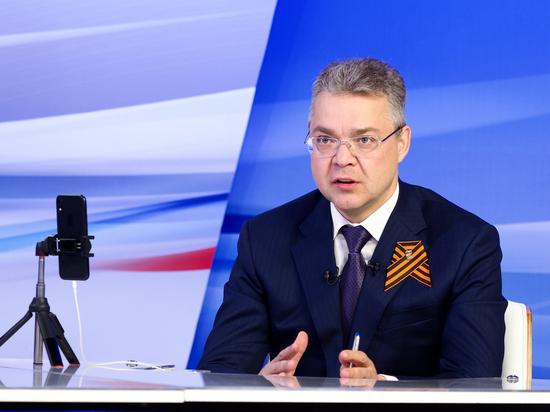 Губернатор Ставрополья о праздновании 9 мая: мероприятия будут разбросаны