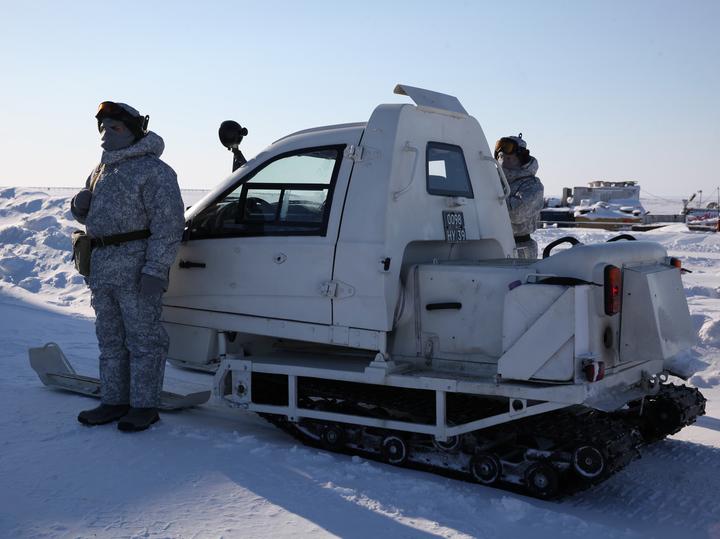 Самый северный военный объект России изнутри: тайны острова Котельный