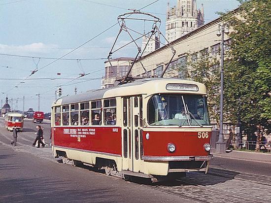 Москву покидают последние трамваи «Татра»