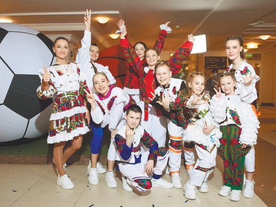 Группа «Динамичные ребята» дала большой концерт в Москве