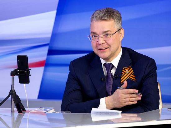 Губернатор Ставрополья о воспитании детей: своих иногда гоняю