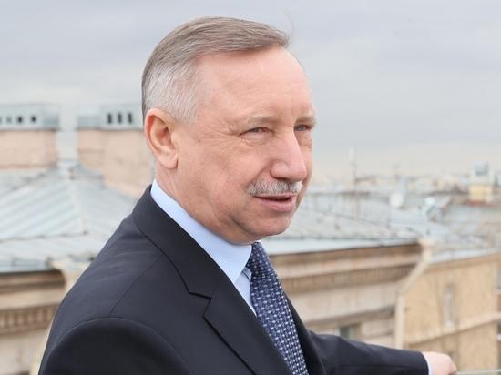 Стало известно, о чем губернатор Петербурга Беглов разговаривал с Путиным