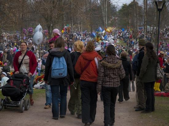 Первомайского шествия не будет в Томской области