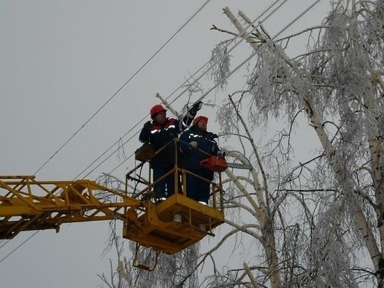 В Мурманской области более тысячи человек остались без света