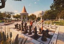 В Хабаровске начали благоустраивать новые скверы