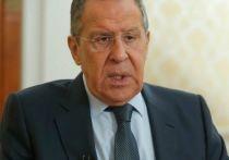 Лавров сообщил о скором оглашении списка недружественных России стран