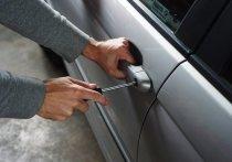 В Красноярске наряд ДПС остановил иномарку, чтобы проверить документы у водителя