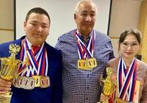 Якутские шашисты завоевали 16 медалей на Чемпионате России