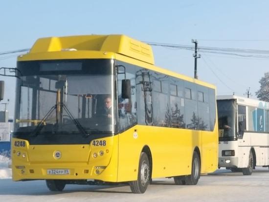 Расписание движения автобусов Ноябрьска изменится с мая