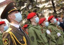 Воспитанники Росгвардии вместе с Сергеем Цивилевым приняли участие во всероссийской акции