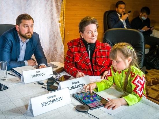 На прошлой неделе в гостях у президента Союза оленеводов Югры Степана Кечимова побывал весь мир