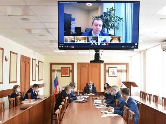Газификацию Марий Эл обсудили в правительстве республики