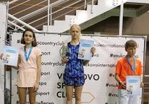 Спортсменка из Серпухова стала лучшей на соревнованиях в Русской теннисной академии