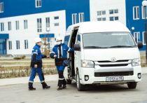Омский НПЗперевел работу корпоративного транспорта в цифровой режим
