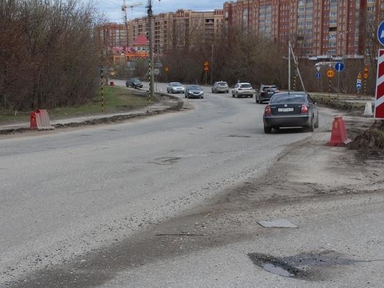 В Йошкар-Оле начался ремонт улицы Водопроводной