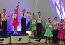 Танцоры из Серпухова победили на Российских соревнованиях