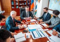 Власти Якутии и АО «Альфа-Банк» обсудили перспективы сотрудничества
