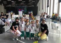 Маленькие якутяне стали призерами Национального чемпионата по робототехнике