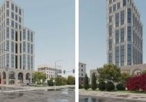 По данным «Политсибру», члены градсовета не оценили объемы здания