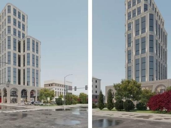 Проект нового здания барнаульского ЦУМа попросили доработать