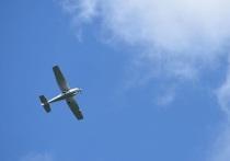 В Калужской области легкомоторный самолет трижды спикировал на кортеж чиновника