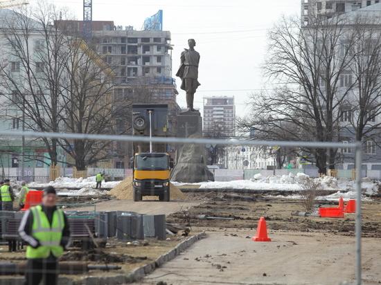 2,4 млн рублей будет выделено на ремонт памятника М. Горькому