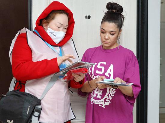 Поквартирный обход: волонтеры помогают жителям Ямала голосовать за благоустройство на дому