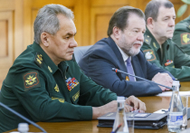 Раскрыты цели визита Шойгу в Среднюю Азию