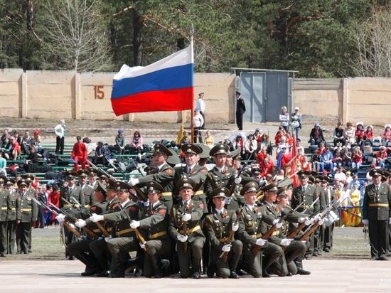 Опубликована программа празднования Дня Победы в Чите