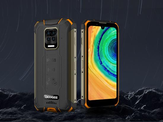 Компания Doogee выпустила две новинки для российского рынка смартфонов: сверхпрочный S59 и многофункциональный X96 PRO