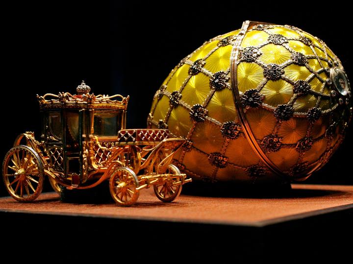 Клады Карла Фаберже: исчезнувшие в революцию сокровища начали загадочно находиться