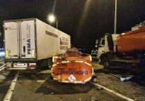 Из-за аварии на трассе Новороссийск — Керчь на несколько часов перекрыли дорогу