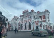 В Калуге оцеплено здание железнодорожного вокзала