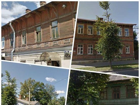 Областные комитеты переедут в отреставрированные аварийные дома Гатчины