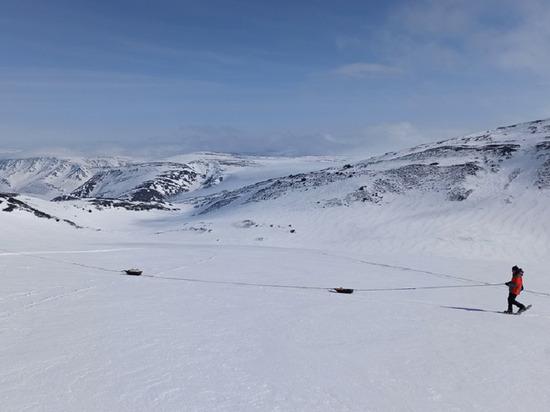 Значения близки к нормальным: на Ямале исследовали ледник ИГАН